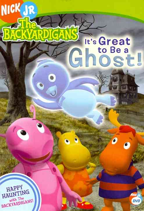 BACKYARDIGANS:IT'S GREAT TO BE A GHOS BY BACKYARDIGANS (DVD)